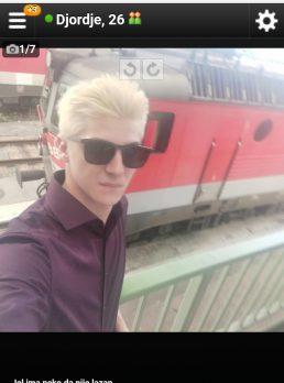 Djordje, 26 years old, Sabac, Serbia